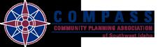 COMPASS Idaho mobile logo